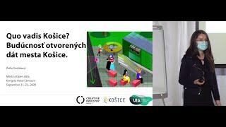 Budúcnosť otvorených dát v Košiciach