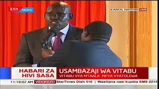 Rais Uhuru Kenyatta atarajiwa kuzinduampango wa kusambaza kwa vitabu vya mtaala mpya
