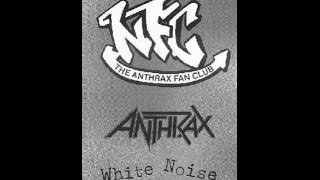 1)ANTHRAX -Room For One More -White Noise Demos