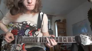 The XX - VCR (Guitar Cover)