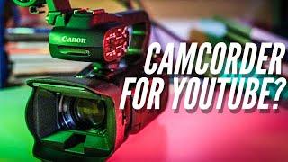 The Case for the Camcorder | Canon XA40