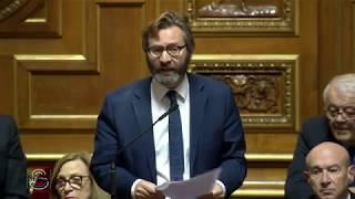 Emmanuel CAPUS : Question à Madame Elisabeth BORNE, sur la grève surprise de la SNCF