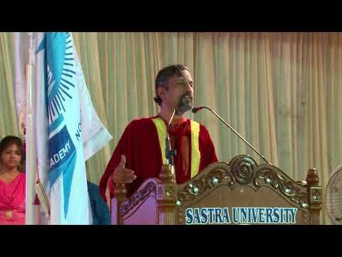 SASTRA University video cover1