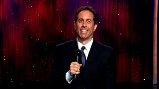 Jerry Seinfeld: We Are Slowly Evolving Into Chairs   Late Night With Conan O'Brien