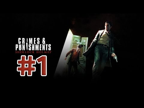 Прохождение Sherlock Holmes: Crimes And Punishments - Моряк #1