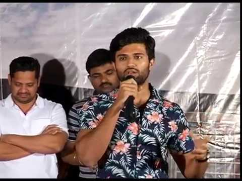 Taxiwala Movie Team Pressmeet