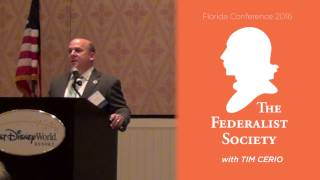 Click to play: Address by Tim Cerio - Event Audio/Video