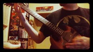 Naked Witch - Danzig (Guitar Cover)