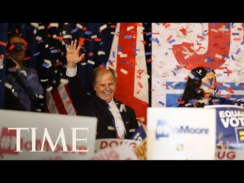 Doug Jones Won The Alabama Senate Election Against Roy Moore: Here's What Happens Next | TIME