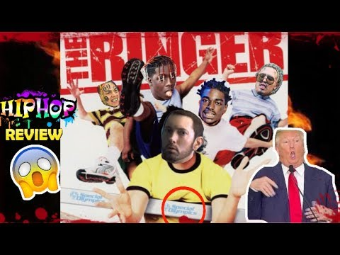 DADS REACT | THE RINGER x EMINEM | DESTROYS MUMBLE RAPPERS | BREAKDOWN x REACTION