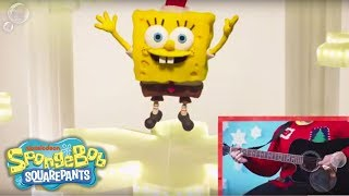 Learn to Play SpongeBob SquarePants Christmas Songs on Guitar!  🎄 Holiday Edition