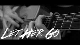 Passenger   Let Her Go (fingerstyle Guitar Cover By Peter Gergely) [WITH TABS]