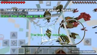Minecraft pe (skywars) görünmez HACK !!!!!!