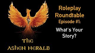 New Channel Video and New Segment - Roleplay Roundtable!