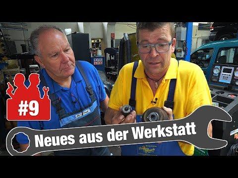 Die Autodoktoren - Neues aus der Werkstatt #9 - MB Sprinter / VW T5 / VW Golf
