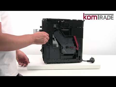 Siemens EQ.7 Serie Reparaturanleitung Durchlauferhitzer ausbauen-ersetzen-tauschen-einbauen