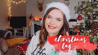 CHRISTMAS TAG 2019 🎄