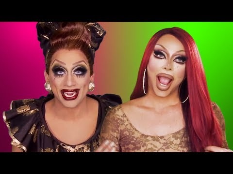 DRAG RACE QUEENS READ EACH OTHER FOR 10 MINUTES STRAIGHT | PART 2 | DRAG QUEENS THROWING SHADE
