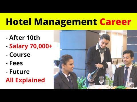 Hotel Management Career After 12   Hotel Management Course   Jobs in Hotel Management