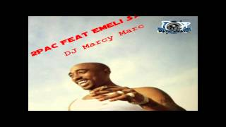 2Pac - My Kind Of Love Ft Emeli Sandé (DJ Marcy Marc Remix) NEW SONG 2015
