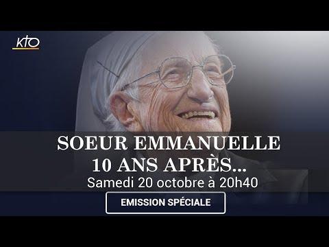 Soeur Emmanuelle, 10 ans après...