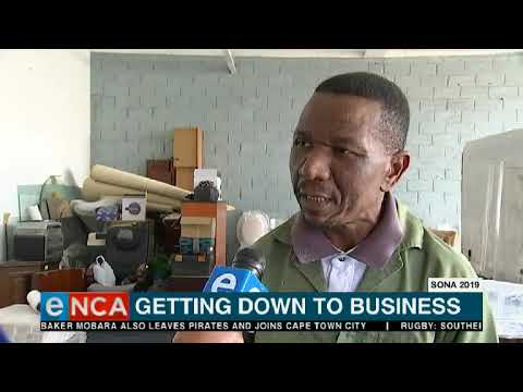 Small business hopes for Sona 2019
