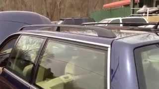 2001 5 New VW Passat Wagon Blue for sale
