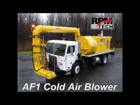 AF1-Airport Cold Air Blower