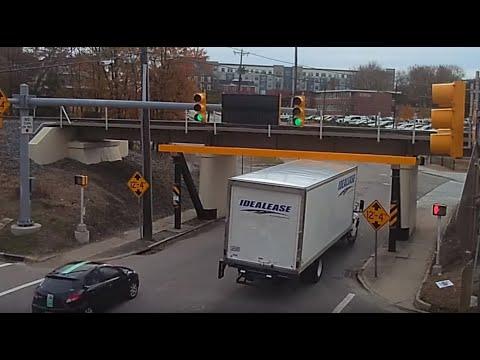 11 foot 8 + 8 bridge is back in business
