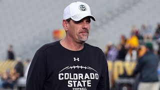 Colorado State Head Coach Mike Bobo Joins Campus Insiders | Stadium