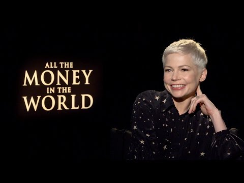 Mark Wahlberg and Michelle Williams Interview for ALL THE MONEY IN THE WORLD