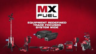 Watch Milwaukee MX Fuel Equipment System