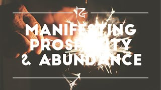 Manifesting Prosperity and Abundance - Randy Gage