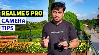 Realme 5 pro Camera tips and tricks | Part 1 by VickGeek