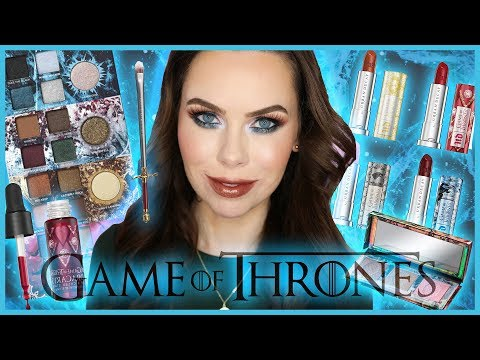 GAME OF THRONES x URBAN DECAY