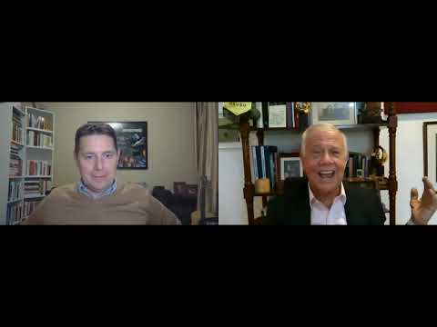 Crazy Commodity Cycles (and cross-continent motorcycles) with Jim Rogers