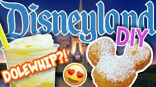 HOW TO MAKE Disneyland Food At Home!