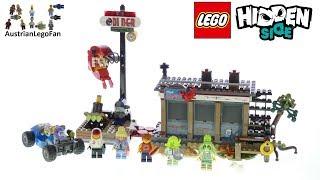 Конструктор Lego Shrimp Shack Attack 70422