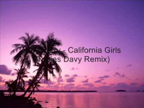 Katy Perry - California Gurls House Remix (Tobias Davy)
