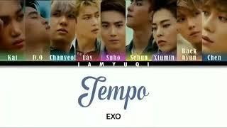 exo tempo teaser lyrics - TH-Clip