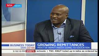 Growing Remittance Most remittance going to Education