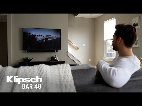 Klipsch Bar 48 - True Dialogue