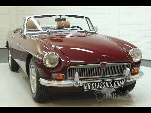 Video of 1976 MG MGB located in Waalwijk Noord-Brabant - $22,250.00 Offered by E & R Classics - Q45I