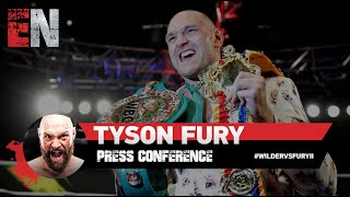 Wilder vs Fury 2 Full  -- Wilder And Tyson Fury Post Fight Interviews I Press Conference