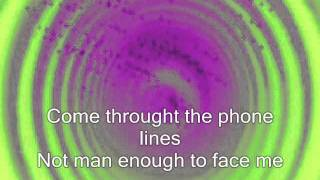 Foster the People - Warrant  (Lyrics)