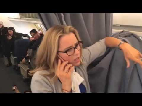 Madam Secretary does the Mannequin Challenge