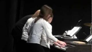 West Side Story America, piano Escola de Música Les Franqueses