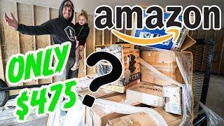 I bought a Mystery Amazon Return Box - 100% RANDOM AND WORTH IT