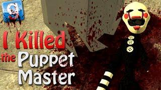 Garry's Mod I KILLED PUPPET MASTER! (Five Nights At Freddy's 2 Animatronics)