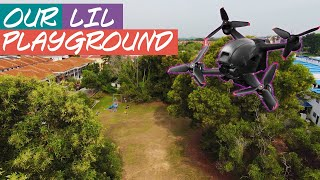 Our Little Playground - #DJI #FPV #DJIFPV